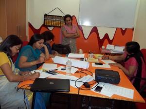 CI Orientation Programme, Delhi 22nd March 2013