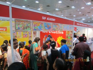 'Kids Carnival' @ Chennai Trade Centre, Chennai May'13