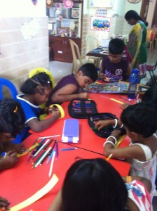 Retention Activity @ Iyappanthangal 3.8.2014