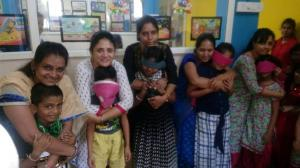 Mothers Day activity @ Upperpally