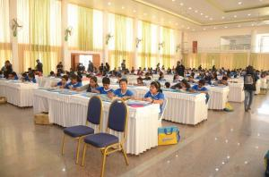 Kids-competition-Hall