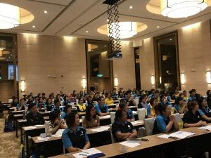 Teacher Upgrade Training in Puchong, Malaysia on 30th & 31st Aug'18  (2)